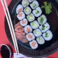 Photo taken at Sushi Roll by Ingrid . on 2/25/2016
