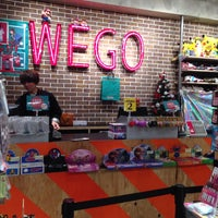 Photo taken at WEGO 原宿竹下通り店 by Mich O. on 12/6/2014