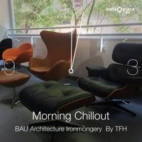 Photo taken at BAU Architectural Ironmongery By TFH by Simon L. on 7/30/2014