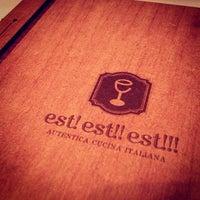 Foto tirada no(a) Est! Est!! Est!!! por Otavio S. em 2/9/2013