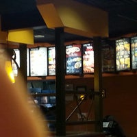 Photo taken at Taco Bell by Black Foot D. on 12/13/2014