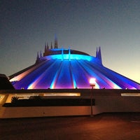 Photo taken at Space Mountain by Sean on 2/14/2013