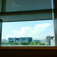 Photo taken at StarHub Green by Kevin S. on 4/24/2014