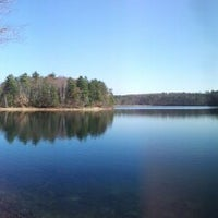 Photo taken at Walden Woods by Al S. on 11/17/2012