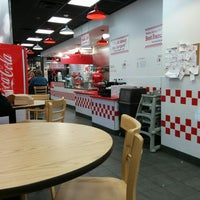 Photo taken at Five Guys by Al S. on 11/9/2013