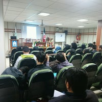 Photo taken at Faculty of Geography   دانشکده جغرافیا by Milad M. on 10/25/2016
