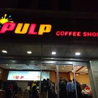 Photo taken at Pulp Juice Bar by Milad M. on 2/27/2016