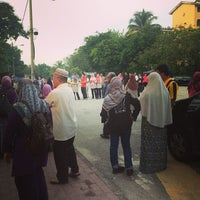 Photo taken at SMK Jalan 3 Bandar Baru Bangi by Imran S. on 5/5/2013