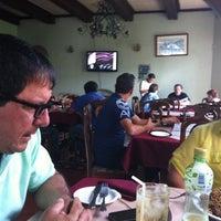Photo taken at El Sabor del Oriente by Manu Q. on 1/14/2013