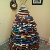 Photo taken at Hooksett Library by Ashley M. on 12/7/2012