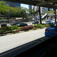 Photo taken at Parkway Taxi Stand by Fauziah I. on 3/23/2014