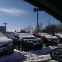 Photo taken at Rosen Nissan Milwaukee by Wanda C. on 2/15/2014