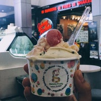 Photo taken at Gelato Fruity by Huda M. on 11/10/2017