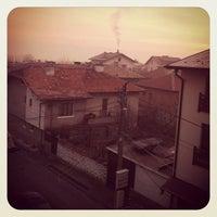 Photo taken at Hotel Bisser by Евгений Т. on 12/31/2013