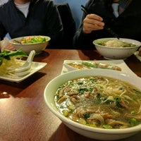 Photo taken at Pho Fuchsia by Colin K. on 5/16/2017