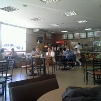 Photo taken at Subway by Polyanna P. on 7/4/2013