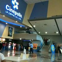 Photo taken at Cinépolis by Tavo B. on 10/12/2012