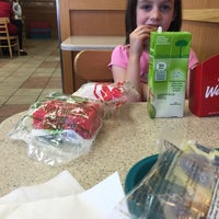 Photo taken at Wendy's by John A. on 8/24/2015