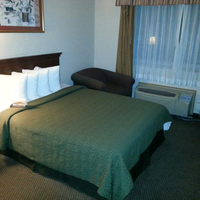 Photo taken at Quality Inn & Suites by Scott A. on 2/21/2013