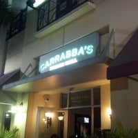 Photo taken at Carrabba's Italian Grill by Cary S. on 11/25/2012