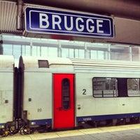 12/31/2012 tarihinde Alexey I.ziyaretçi tarafından Station Brugge'de çekilen fotoğraf