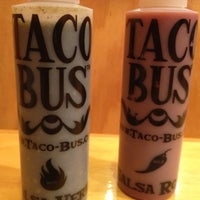 Photo taken at Taco Bus by Kristopher K. on 11/21/2012