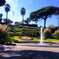 Photo taken at Villa Bellini by Viaje no Detalhe on 9/25/2013