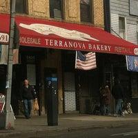 Photo taken at Terranova Bakery by Maud on 2/16/2013