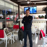 Photo taken at Mola Cafe&Market by Osman K. on 1/8/2017