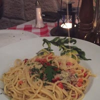 Photo taken at Osteria Stromboli by Aziz A. on 6/1/2016
