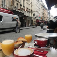 Photo taken at Le Central by Marina P. on 5/8/2017