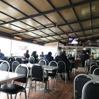 Photo taken at Kampüspark Restaurant & Cafe by Safa Ц. on 11/29/2016
