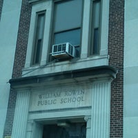 Photo taken at William Rowen School by B M. on 5/9/2013