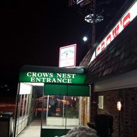 Photo taken at The Crow's Nest by Alan K. on 3/2/2014