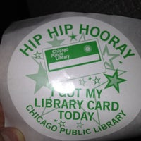 Photo taken at Chicago Public Library by James R. on 2/6/2013