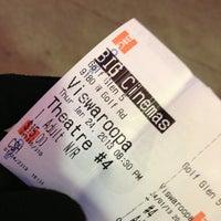 Photo taken at Big Cinemas by Tami B. on 1/25/2013