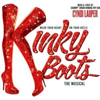 Photo prise au Kinky Boots at the Al Hirschfeld Theatre par Stanley C. le7/24/2013