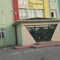 Photo taken at Düzce Güzel Sanatlar Lisesi by Murat T. on 10/4/2016