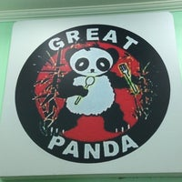 Photo taken at Great Panda Chinese Fast Food by Gian G. on 7/11/2013