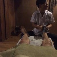 Photo taken at Sabai Thai massage by Kenji H. on 12/28/2015