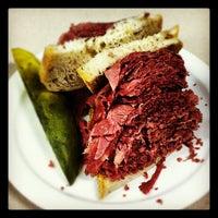 Photo taken at Slyman's Restaurant by Brad G. on 10/3/2012