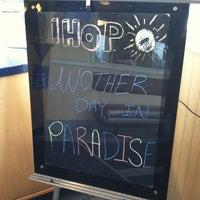 Photo taken at IHOP by Brad G. on 2/28/2013