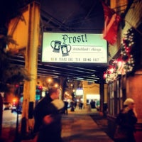 Photo taken at Prost by Tammy R. on 12/9/2012