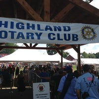 Photo taken at Ulster County Fairgrounds by Stephanie V. on 8/17/2013