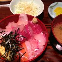 Photo taken at さかなやさんの居酒屋 魚八 by ShizuCafe on 3/23/2013