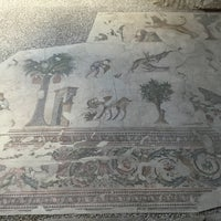 Photo taken at Mosaic Museum by Barış Ç. on 2/7/2016
