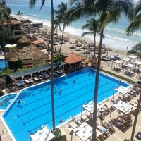 Photo taken at Crown Paradise Golden Resort & Spa by Antonio G. on 10/19/2012