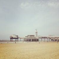 Photo taken at Scheveningse Pier by Alex M. on 7/13/2013