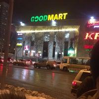 Photo taken at Остановка «Буревестник» by Lina K. on 12/24/2015