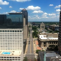 Photo taken at Soldiers & Sailors Monument by Alex on 7/14/2013